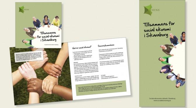 SENS - sociala ekonomins nätverk i Skaraborg