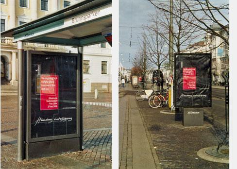 Marknadsföring, Handen intelligens, Göteborgs stadsmuseum