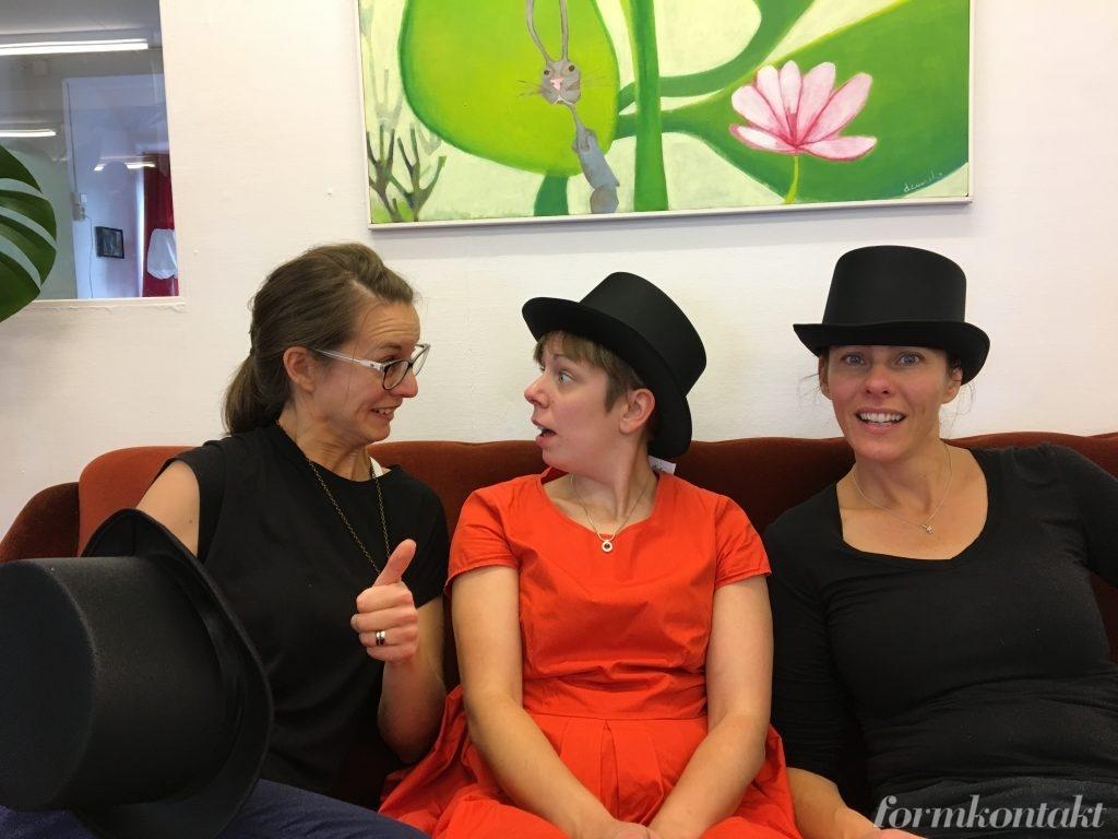 Konstnatten på Hattfabrikens musik & kultur
