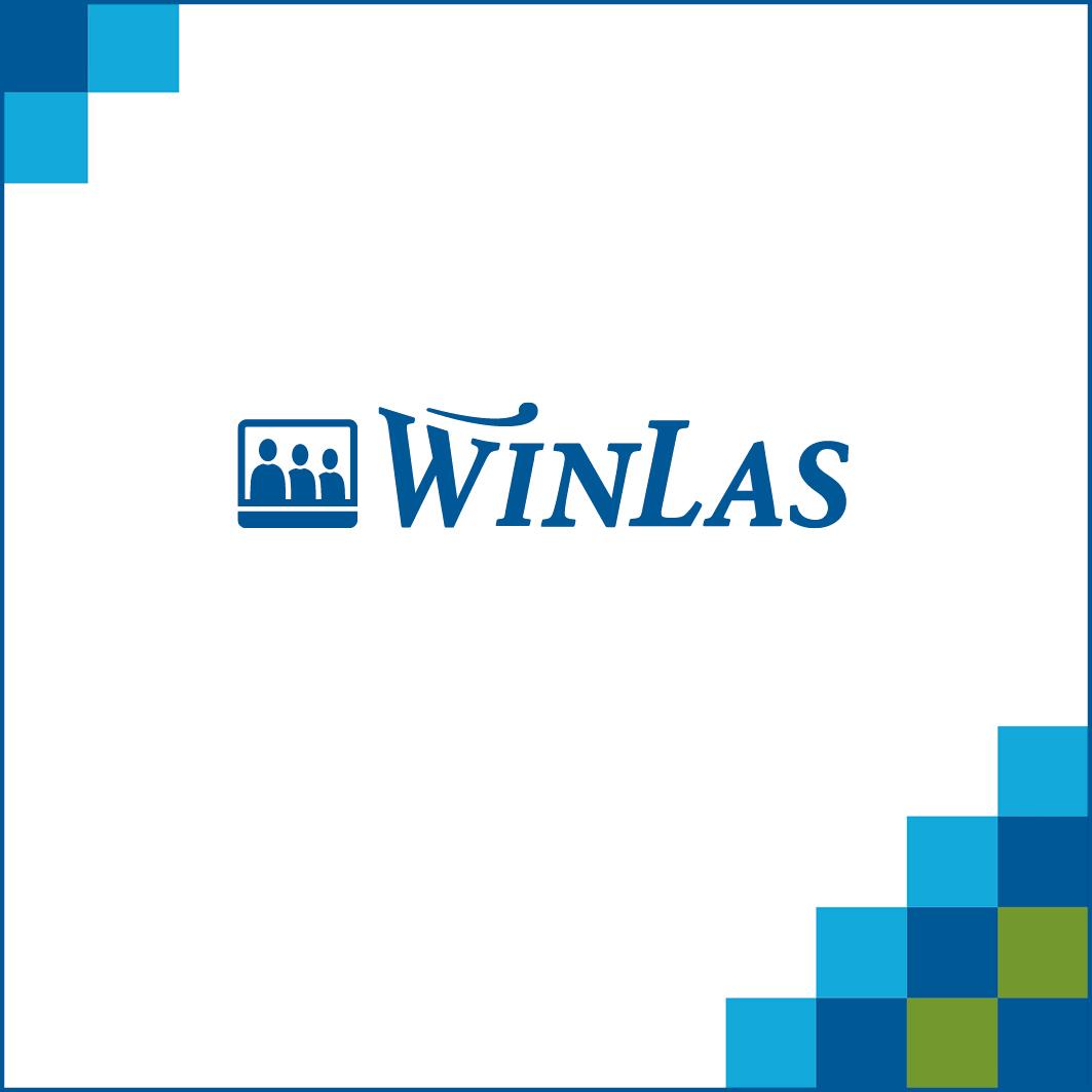 WinLas redesign av logotype