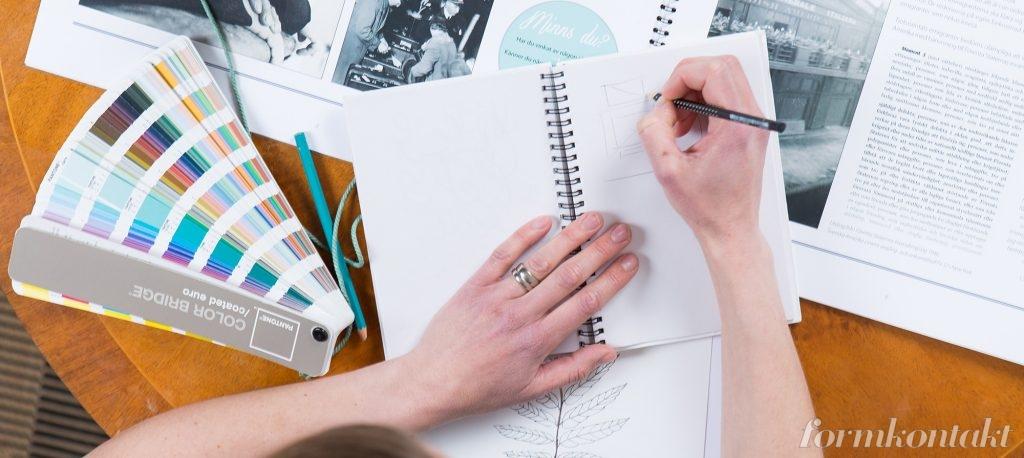 Grafisk design och illustration Falköping
