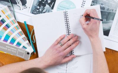Vad gör en grafisk formgivare?