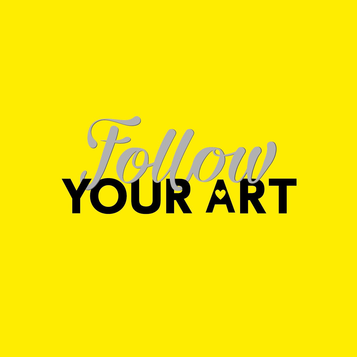 logotype, grafisk design, Falköping, Skövde, Skara, Lidköping, Follow your art