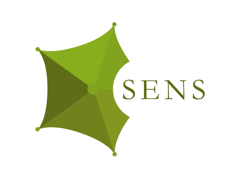 logotype för kooperativ, sens