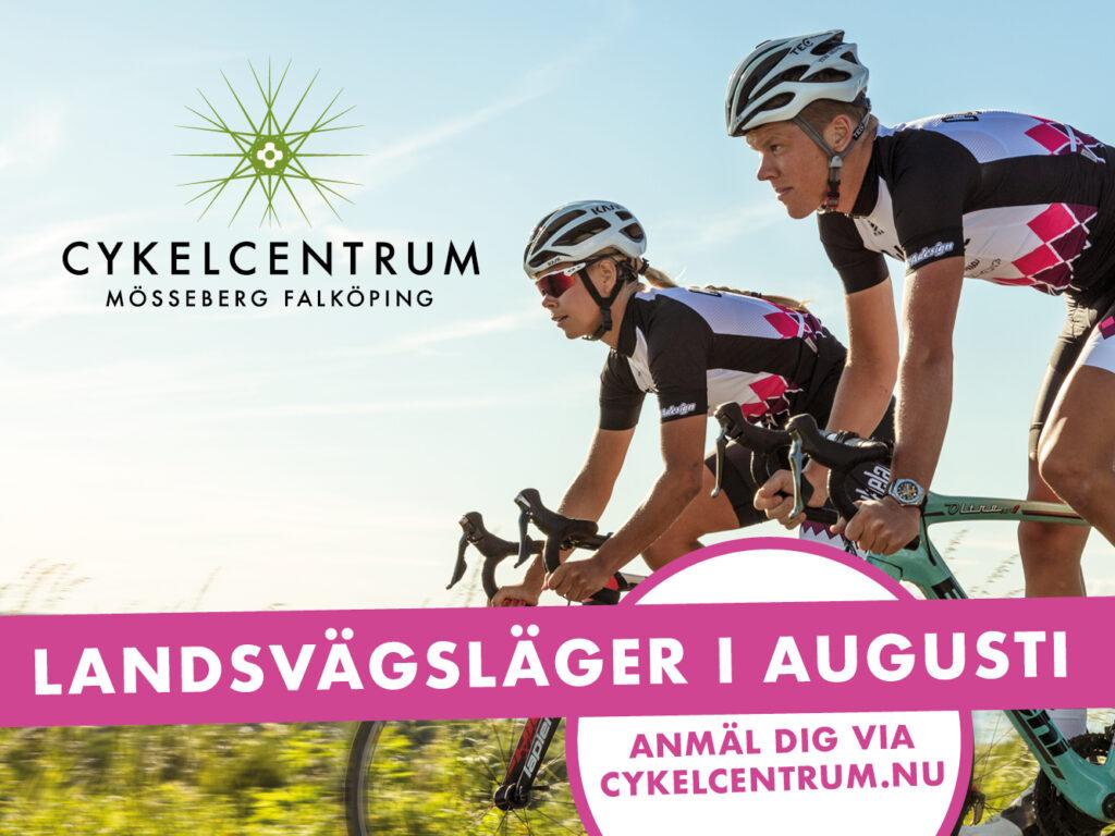 Cykelcentrum Mösseberg, logotype , design av logga, en smart reklambyrå i Falköping