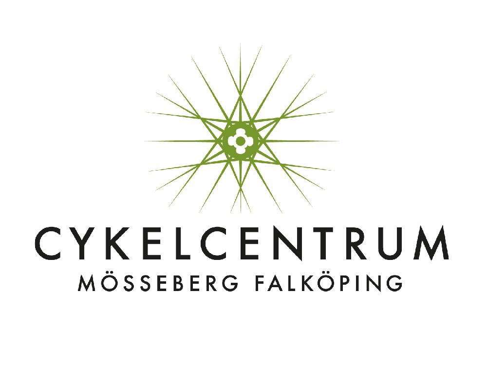 Cykelcentrum Mösseberg. logotype till cykelprojekt