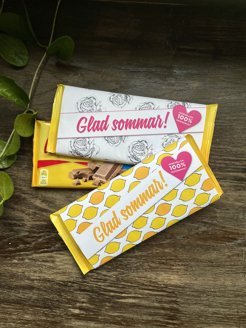 chokladomslag, designprints